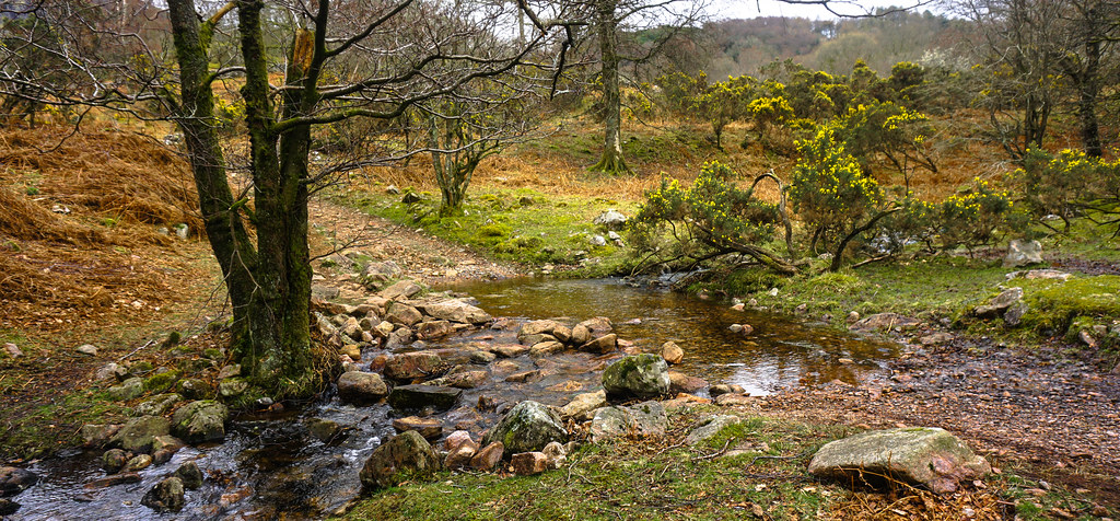 A Small Ford in Eskdale