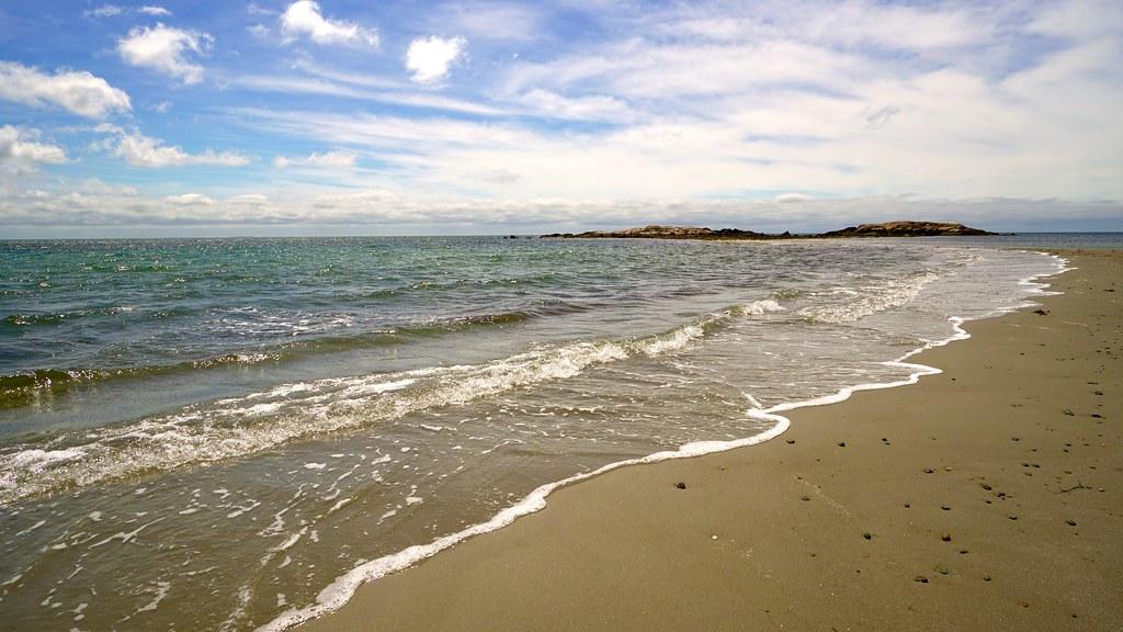 Briggs Beach, Little Compton, RI, USA