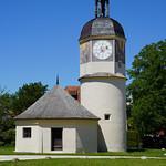 2020-06-13 Burghausen, Mühldorf am Inn 073 Burghausen, Burg, Uhrturm
