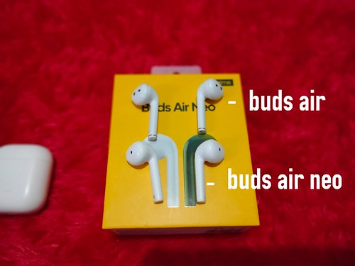 Buds air compare