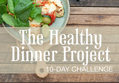 Healthy Dinner Project Logo