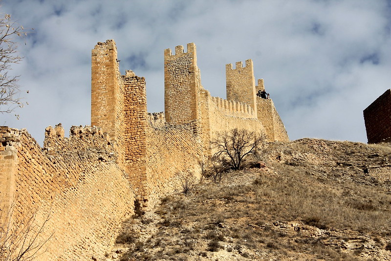 Murallas de Albarracín