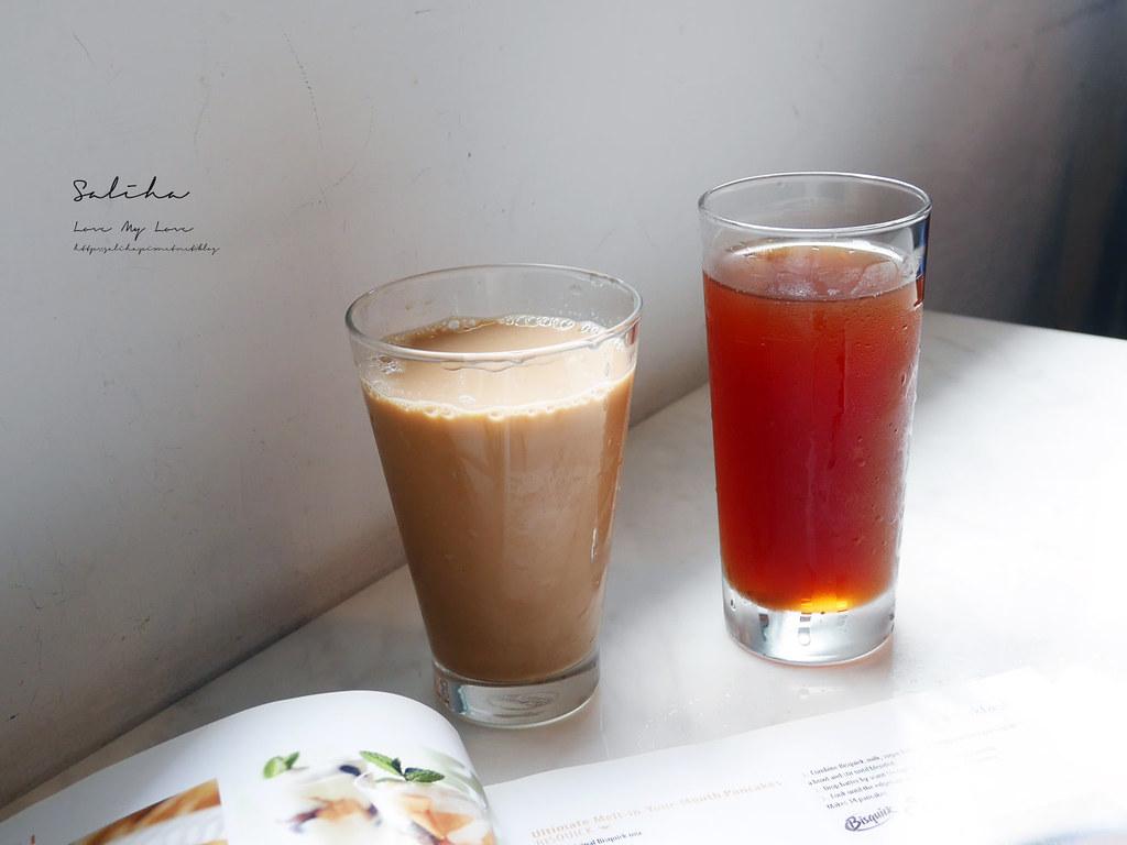 台北新北新店七張站文青早午餐廳推薦喜室早餐好吃三明治咖椰 (2)