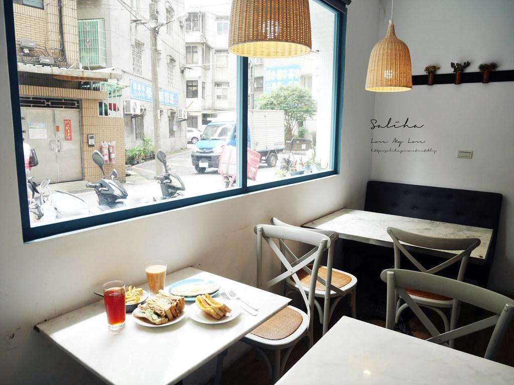 台北新北新店七張附近好吃早午餐廳推薦喜室早餐質感咖啡廳 (2)