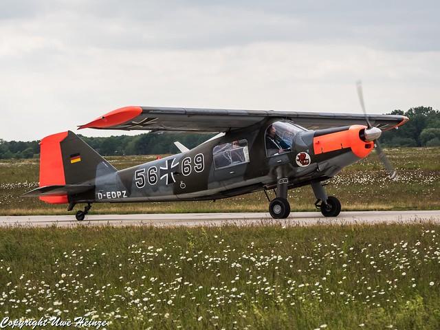 Privat (Bundeswehr-Luftwaffe) Dornier Do-27 D-EDPZ