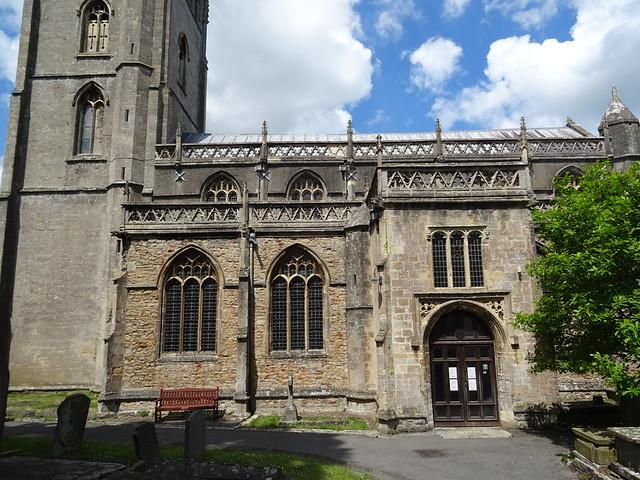 St Andrew's Church, Banwell, Church St,Banwell,BS29 6EA