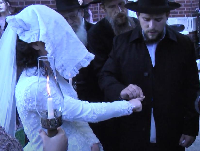 Enlace de Menachem y Mushky Kalmenson