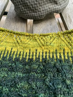 ttl mystery shawl 2020 | by bitches get stitches