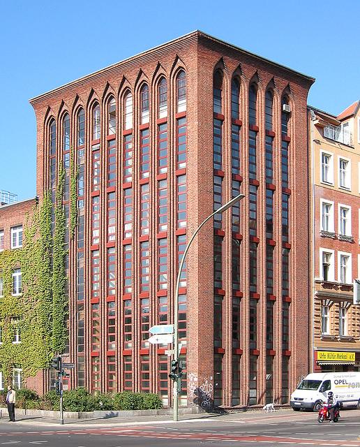 Berlin - Umspannwerk Christiania
