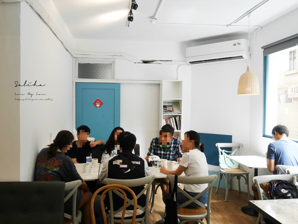 新店七張站北新路附近好吃早午餐廳喜室早餐文青咖啡廳下午茶 (4)