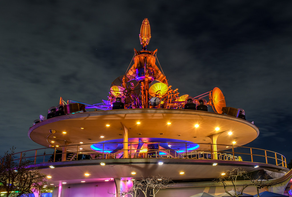 Tomorrowland rooftop DL