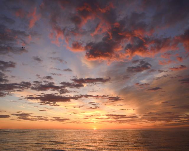 Mejor amanecer en Cabo de Gata