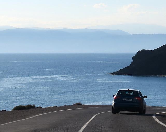 Carretera de Cabo de Gata