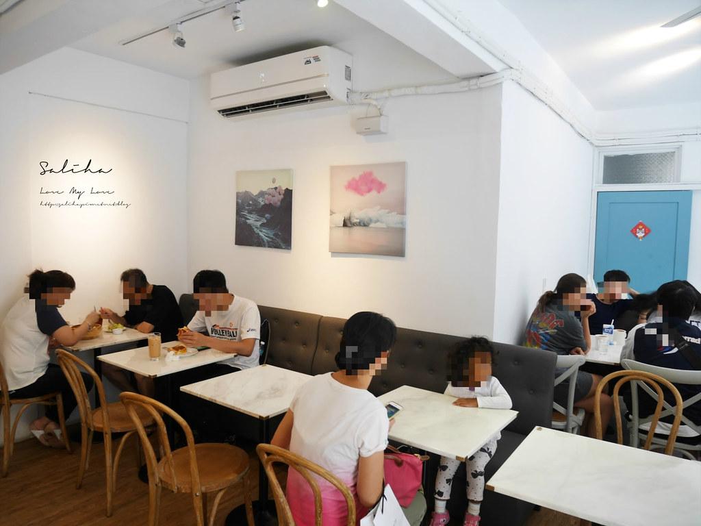 新店七張站質感文青咖啡館喜室早餐 好吃早午餐推薦氣氛舒服美食 (4)