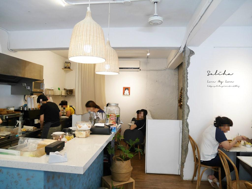 新店七張站北新路附近好吃早午餐廳喜室早餐文青咖啡廳下午茶 (1)