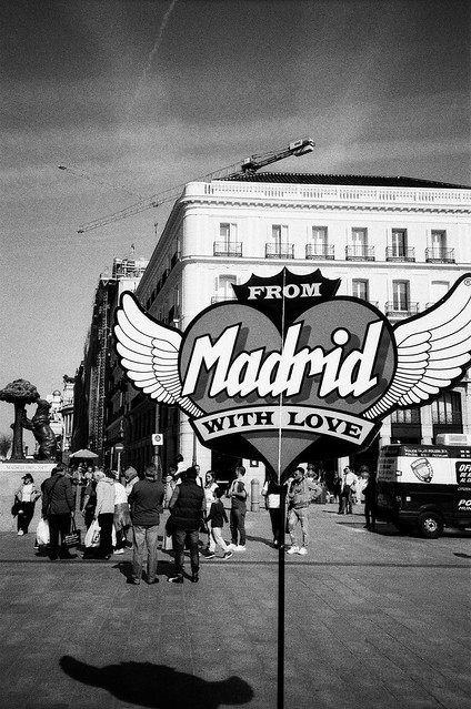 From Madrid - Olympus XA