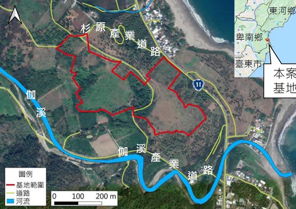 都蘭灣黃金海渡假村開發基地達11.2公頃,總房數達450公尺。