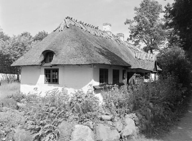 Hjulmagerhus fra Kalvehave, Sjælland