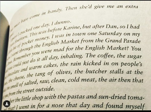 Georgina Ingham | Culinary Travels A Guide to Cork The Glorius Heresies by Lisa McInerney is a heart wrenching book about a few Corkonian characters whose lives intertwine over the years. This passage specifically refers to Ryan reminiscing his Mam