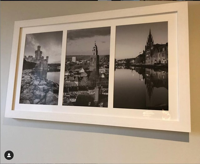 Georgina Ingham | Culinary Travels - Where to Stay, Where to Eat & Drink, What to do in Cork City - The Grande Dame of Cork - The Imperial Hotel Room Art Work - Local Landmarks