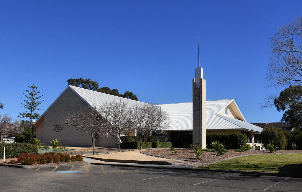 LDS, Prairewood, Sydney, NSW.
