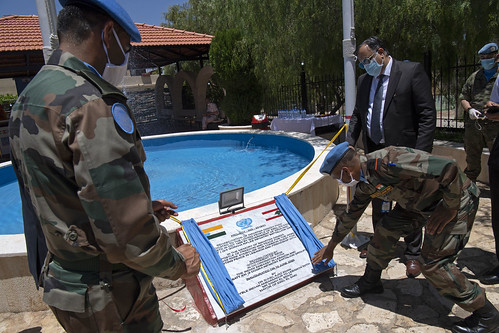 20200610 UNIFIL- QIP_Ghandi 07 | by UNIFIL - United Nations Interim Force in Lebanon