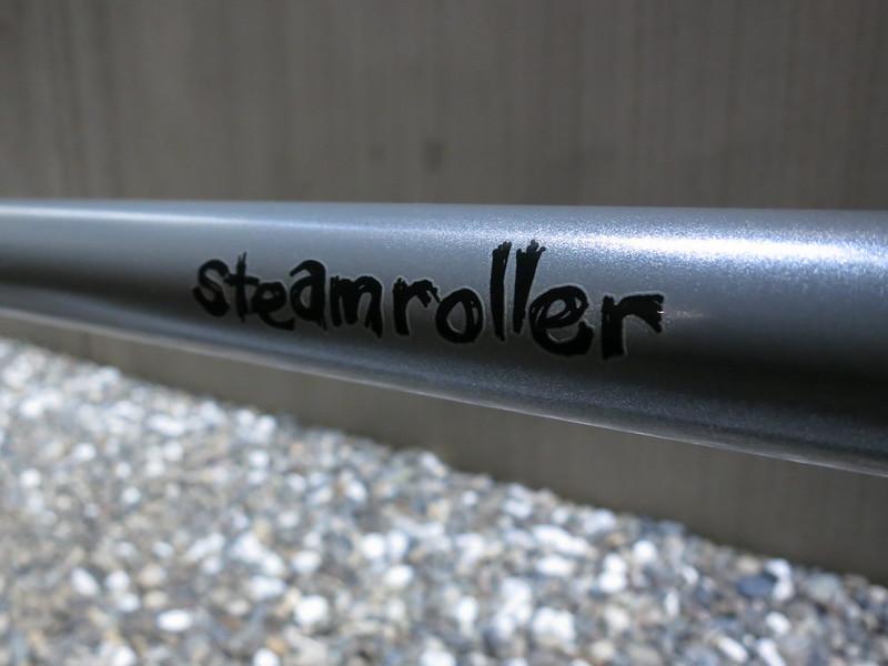 SURLY Steamroller Gray FF Logo 2