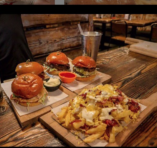 Georgina Ingham | Culinary Travels A Guide to Cork West Cork Burger Company offer a huge variety of delicious burgers and fries. Perfect, laid back dining.