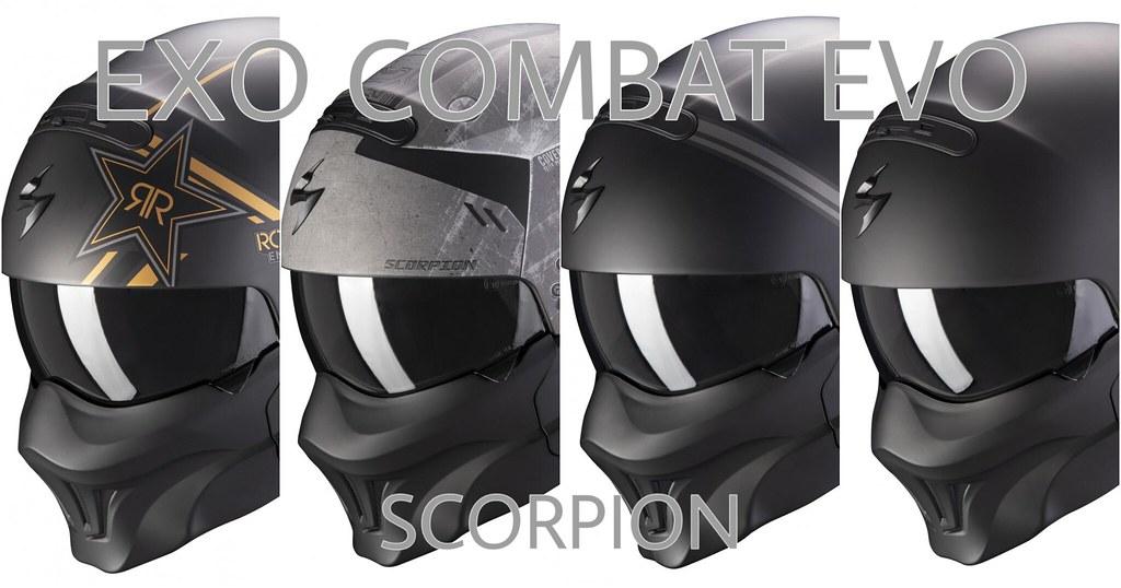 Scorpion Exo Combat Evo