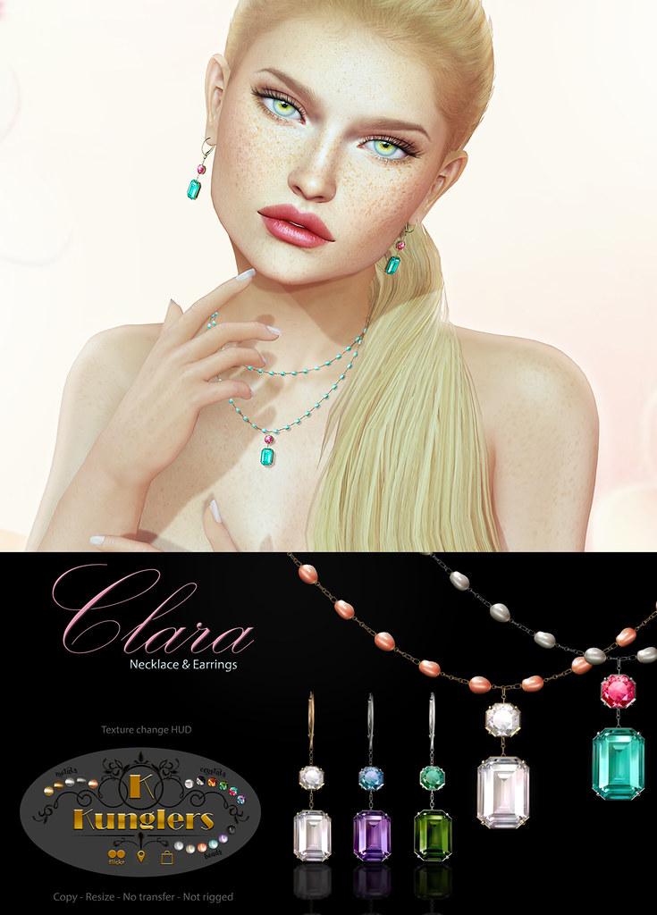 KUNGLERS – Clara set