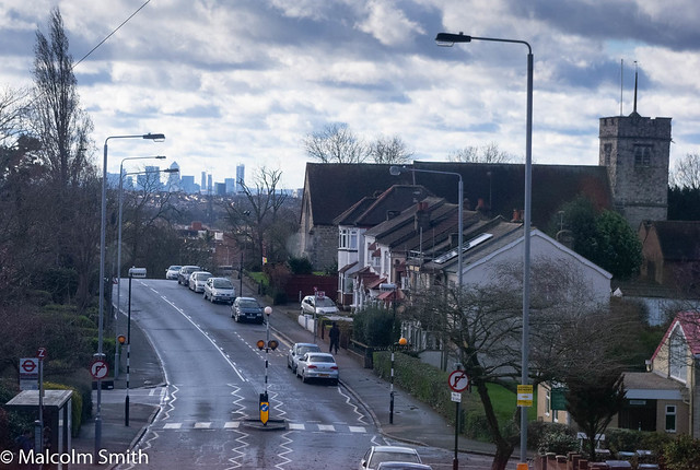 The City From Chingford Mount