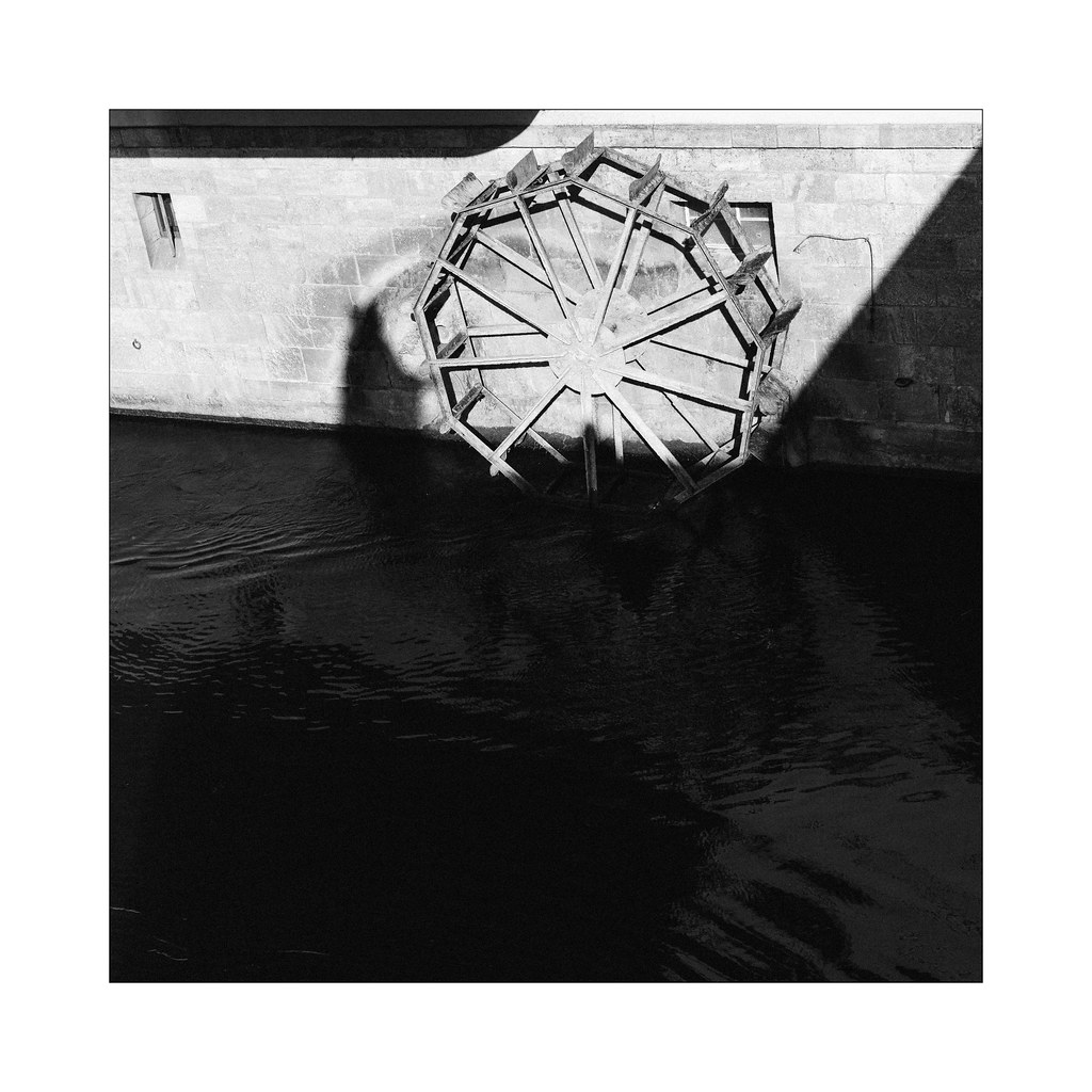 The Crushing Wheel