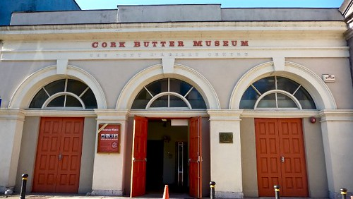 Georgina Ingham | Culinary Travels A Guide to Cork, Ireland. Cork Butter Museum - spend a couple of hours learning about the great success stories of Ireland, the butter trade. Located in the historic Shandon area of Cork city, the story begins with the central role of dairy culture in the Island of Saints and Scholars. The Museum goes on to describe the internationally important Butter Exchange in nineteenth century Cork, the traditional craft of home butter making and the modern success of the Kerrygold brand. In the course of this story, the commercial, social, and domestic life of Ireland is recalled.