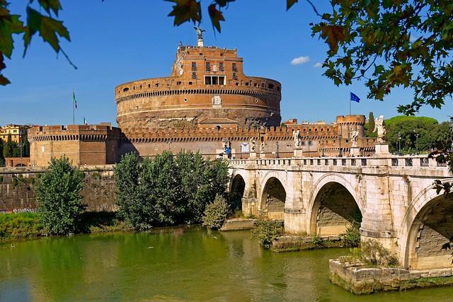 Rome /  Castel Sant'Angelo