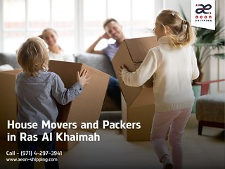 House moving had not been easier to and from Ras Al Khaimah | by AEON SHIPPING
