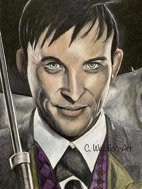Oswald Capplepot -Gotham