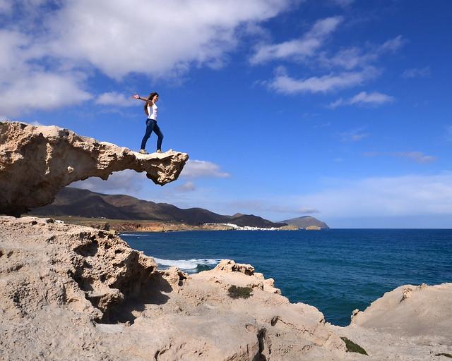 Los Escullos, uno de los lugares más increíbles que ver en Cabo de Gata
