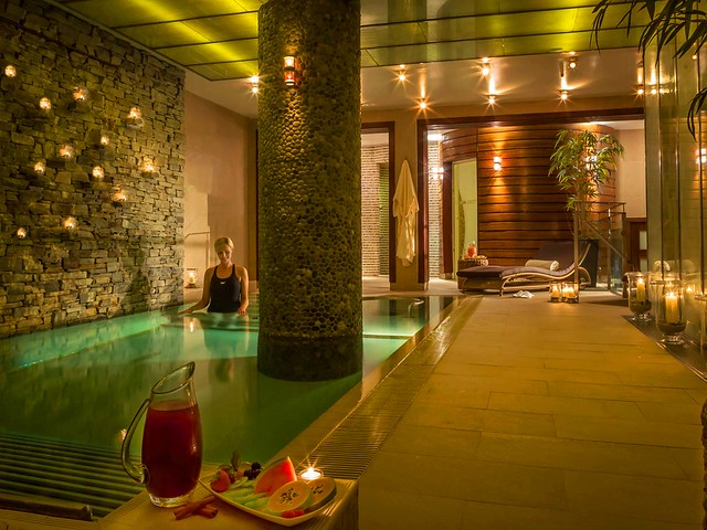Georgina Ingham | Culinary Travels - A Guide to Cork Ireland The Imperial Hotel Cork Escape Spa One of the best places to relax and be pampered with the spa experience in the City