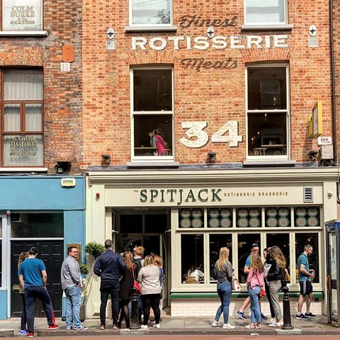Georgina Ingham | Culinary Travels A Guide to Cork The Spit Jack on Washington Street is a popular place to eat throughout the day. From splendiferous breakfasts to rotisserie roast meats and perfect sandwiches you cannot go wrong here