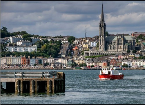 Georgina Ingham | Culinary Travels A Guide to Cork, Ireland. Spike Island, famously known as the Alcatraz of Ireland has served many purposes from a Monastic settlement to a military base to a prison