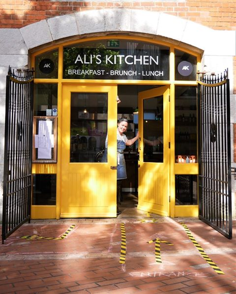 Georgina Ingham | Culinary Travels - A Guide to Cork Ireland - Alis Kitchen - Run by the fabulous chef Ali, whatever time of day you go you will be spoilt for choice