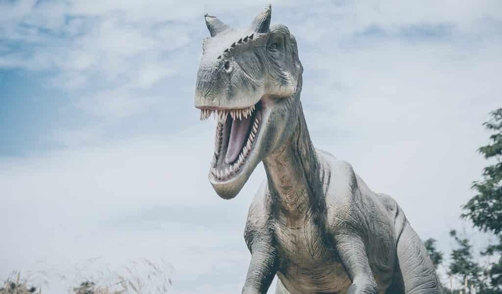 La montée des mers a aidé les dinosaures à dominer la Terre