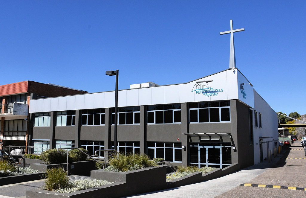 The Pentecostals of Sydney, Campsie, Sydney, NSW.