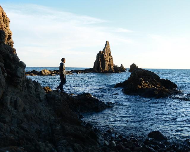 Arrecife de las Sirenas uno de los imprescindibles que ver en Cabo de Gata
