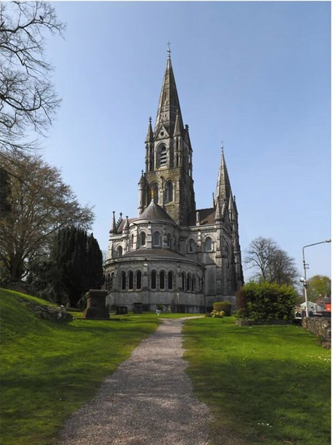Georgina Ingham | Culinary Travels A Guide to Cork, Ireland. Saint Finbarres Cathedral is a real Cork landmark, stitting at the top of town, overlooking Grand Parade. It is an impressive building, with Gothic spires and an opulent interior.