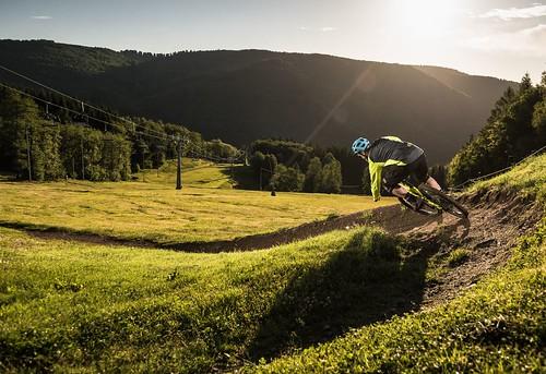 Jezděte celý den s 20 % slevou v bikeparku KLÍNY