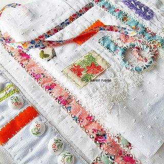 a growing wrapping cloth