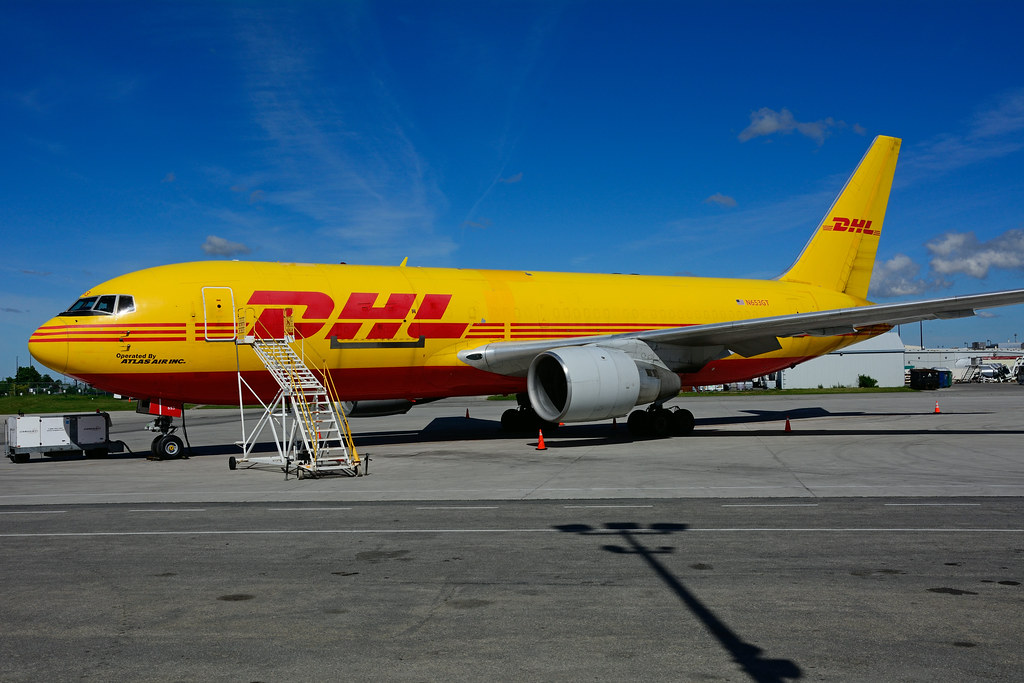 N653GT (DHL - Atlas Air)