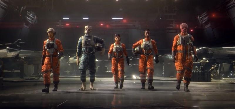 Star Wars Squadrons - Rebellenpiloten