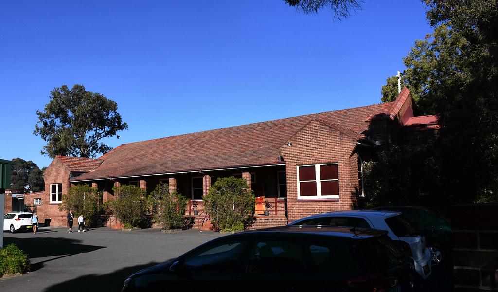 Church of St Michael the Archangel, Catholic, Belfield, Sydney, NSW.